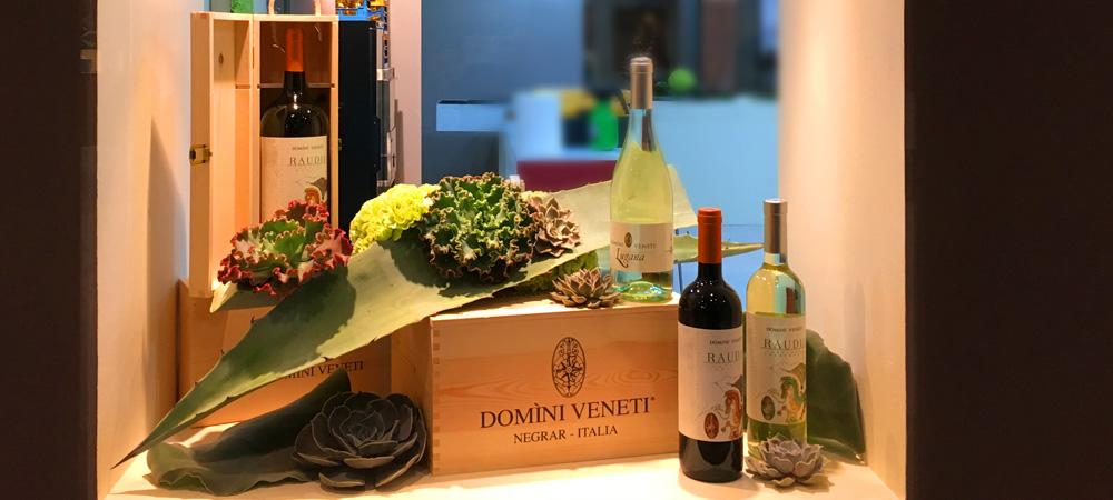 Stand Vinitaly Domini Veneti