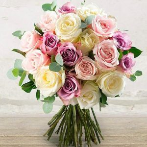 "Bouquet ""Romantic pastel"""