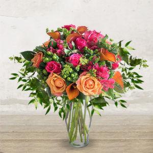 "Bouquet ""Tramonto"""