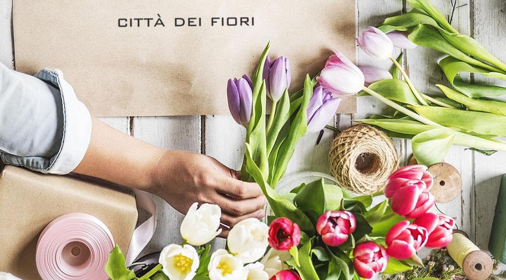 Mazzo Di Fiori Happy Birthday.Which Flowers To Send Citta Dei Fiori Verona
